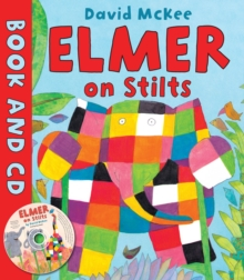 Elmer on Stilts, Paperback / softback Book