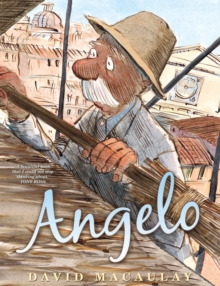 Angelo, Paperback Book