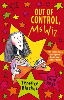 Out of Control, Ms Wiz, Paperback / softback Book