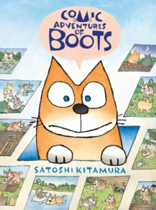 Comic Adventures of Boots, Paperback Book