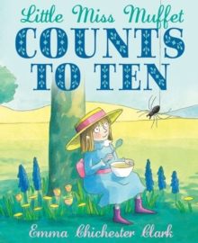 Little Miss Muffet Counts to Ten, Paperback Book
