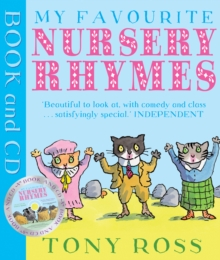 My Favourite Nursery Rhymes, Paperback / softback Book