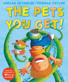 The Pets You Get!, Paperback Book
