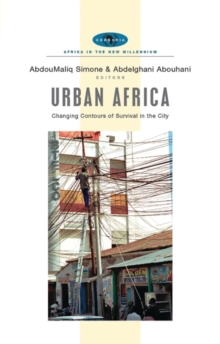 Urban Africa : Changing Contours of Survival in the City, Paperback / softback Book