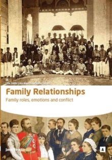 Family Relationships : Family Roles, Anger, Separation, Divorce, Conflict, Paperback / softback Book