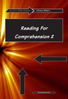 Reading for Comprehension 2, Paperback / softback Book