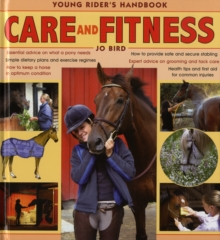 Care and Fitness : Young Rider's Handbook, Hardback Book