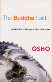 Buddha Said, Paperback / softback Book