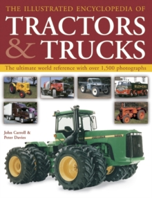Illustrated Encyclopedia of Tractors & Trucks, Paperback Book