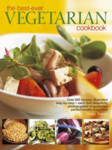 Best  Ever Vegetarian Cookbook, Paperback / softback Book