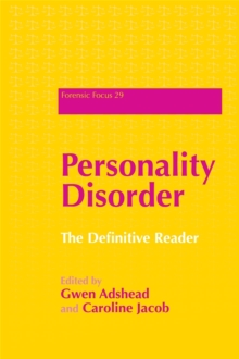 Personality Disorder : The Definitive Reader, Paperback / softback Book