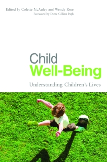 Child Well-Being : Understanding Children's Lives, Paperback / softback Book