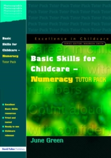 Basic Skills for Childcare - Numeracy : Tutor Pack, Paperback / softback Book