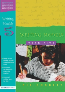 Writing Models Year 5, Paperback Book