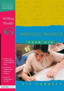 Writing Models Year 6, Paperback Book