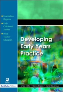Developing Early Years Practice, Paperback Book