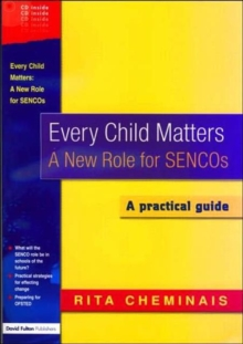 Every Child Matters : A New Role for SENCOS, Paperback Book