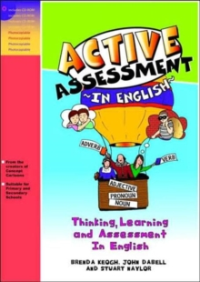 Active Assessment in English : Thinking Learning and Assessment In English, Paperback / softback Book
