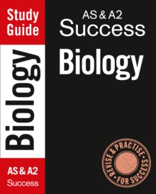 AS and A2 Biology : Study Guide, Paperback Book