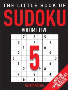 The Little Book of Sudoku 5, Paperback Book
