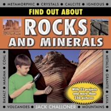 Find Out About Rocks and Minerals, Hardback Book