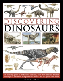 Discovering Dinosaurs, Paperback Book