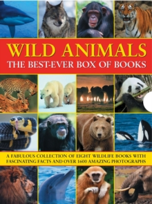 Wild Animals Best Ever Box of Books, Paperback Book
