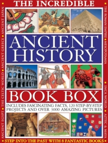 Incredible Ancient History Book Box, Paperback Book