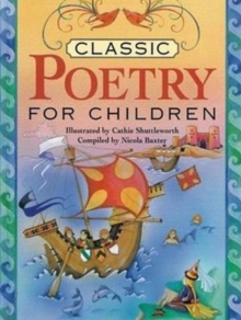 Classic Poetry for Children, Paperback Book