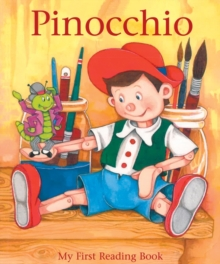 Pinocchio : My First Reading Book, Hardback Book