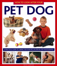 How to Look After Your Pet Dog, Hardback Book
