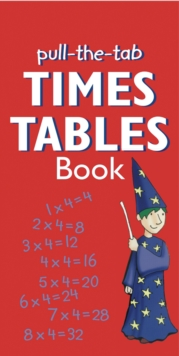 Pull the Tab: Times Tables Book, Hardback Book