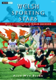 Inside Out Series: Welsh Sporting Stars, Paperback / softback Book