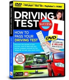 Driving Test Success - How to Pass Your Driving Test, DVD video Book