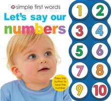 Smart Baby Let's Count, Board book Book