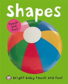 Shapes : First Concepts Stickers, Board book Book