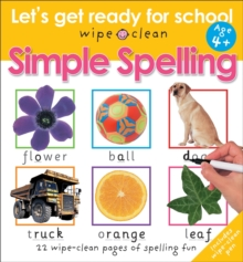 Simple Spelling, Paperback Book