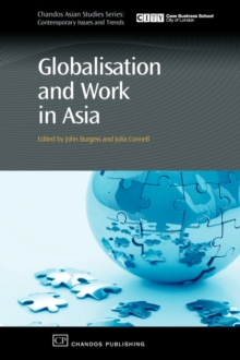 Globalisation and Work in Asia, Hardback Book