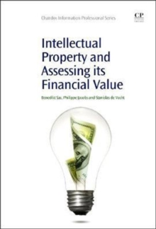 Intellectual Property and Assessing its Financial Value, Hardback Book