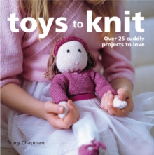 Toys to Knit, Paperback Book