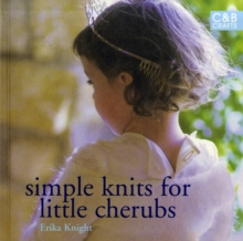 Simple Knits for Little Cherubs, Paperback Book