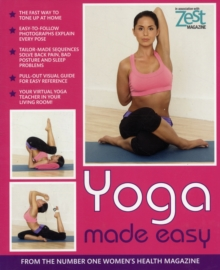 Zest Yoga Made Easy, Paperback Book