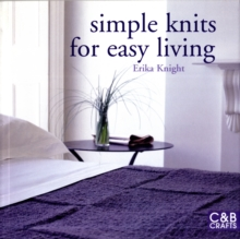 Simple Knits for Easy Living, Paperback Book