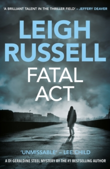 Fatal Act, Paperback Book