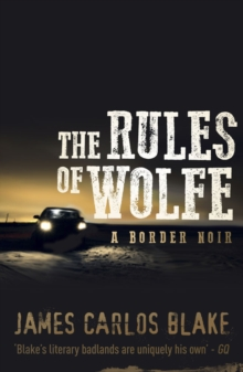 The Rules of Wolfe, Paperback Book