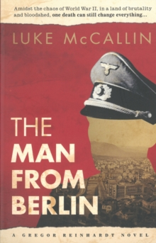 The Man From Berlin, Paperback / softback Book