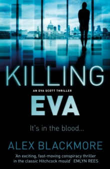 Killing EVA, Paperback Book