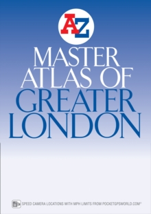 London Master Atlas, Paperback Book