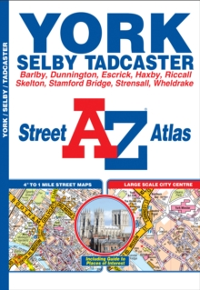 York Street Atlas, Paperback Book