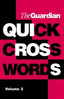 Guardian Book Quick Crosswords (3), Paperback Book